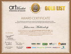 Gold-List-Award_Julien-van-Middendorp