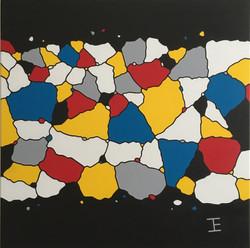 Midway Through Infinity, 100 x 100, orez