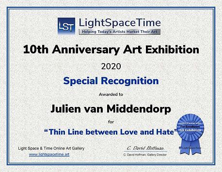 SR - 10th Anniversary - Julien van Midde