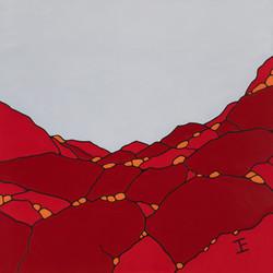 Julien v. Middendorp_Sea od Madness_100x100cm_Oil on Canvas_2020