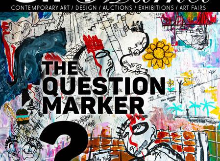 Strong Organic Dynamic: Julien van Middendorp, Art Market Magazine September Issue #51