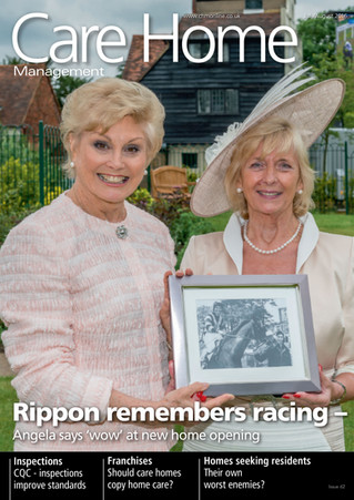 Angela Rippon - Broadcasting Legend