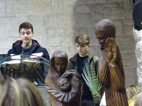 REYERSVILLER - Messe des jeunes - 23 02