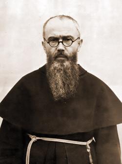 St Maximilien Kolbe