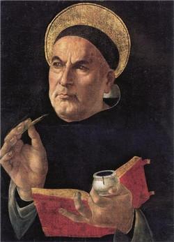 St Thomas d'Aquin