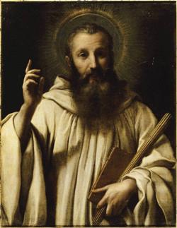 St Bernard de Clairvaux