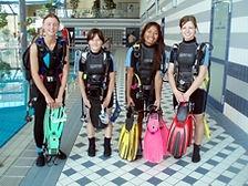 Tauchschule Abyss Tauchausbildung Open Water Diver