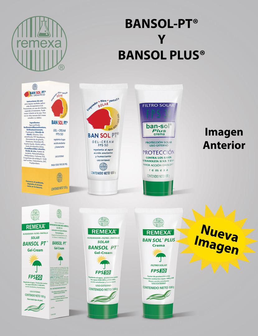 BANSOL PT y PLUS