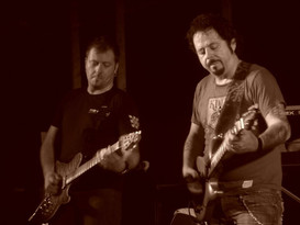 On tour with Steve LUKATHER