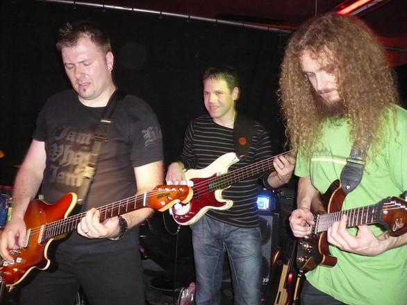with Guthrie GOVAN