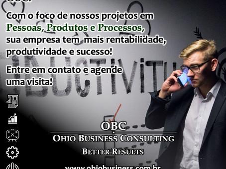 Sua empresa é mais Produtiva com a OBC!