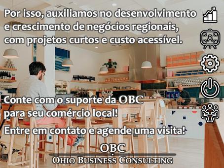 Pequenas Empresas também contam com o apoio da OBC!