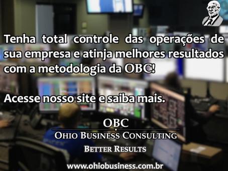 Tenha controle total de sua empresa com a metodologia da OBC!