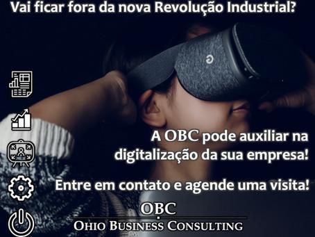 Faça parte da Nova Revolução Industrial!