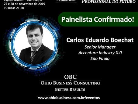 2º Encontro In Business Valinhos - O Futuro Profissional e o Profissional do futuro