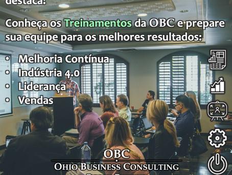 Prepare sua equipe e tenha os melhores resultados com os treinamentos da OBC!