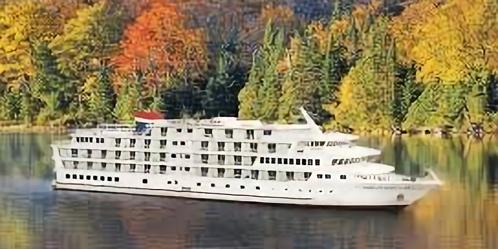 Canada/New England Cruise October 2-9,2020