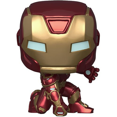Funko Pop Vinyl Marvel's Avengers Game Iron Man