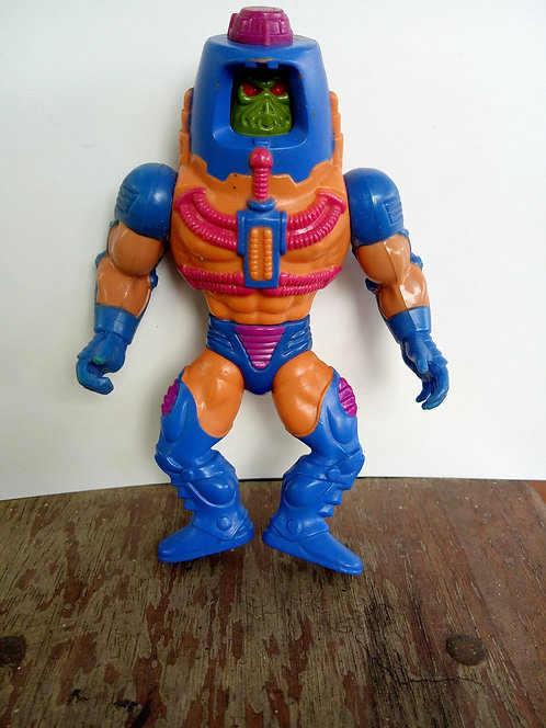 Man -E- Faces -  Masters of the Universe- He Man