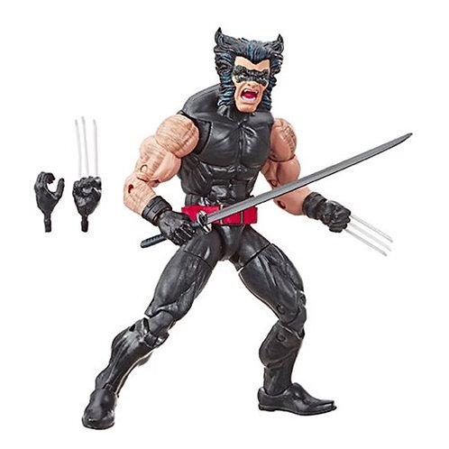 X-Men Retro Marvel Legends 6-Inch Wolverine Action Figure