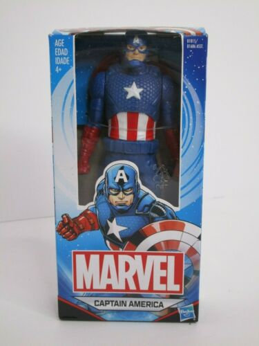 Captain America Marvel 6-Inch Action Figure