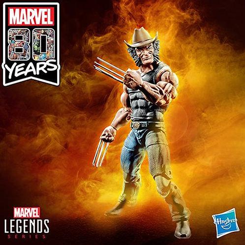 X-Men Marvel Legends 6-Inch Cowboy Logan Action Figure