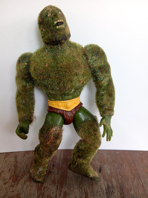 Moss Man -  Masters of the Universe- He Man