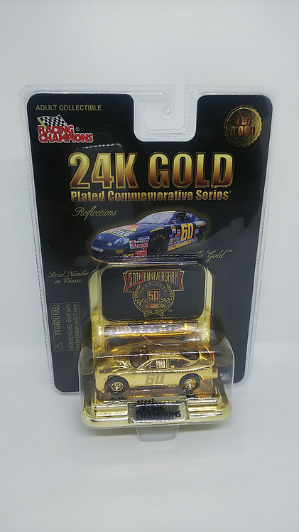 Racing Champions NASCAR 24K Gold Plated Commertaive series