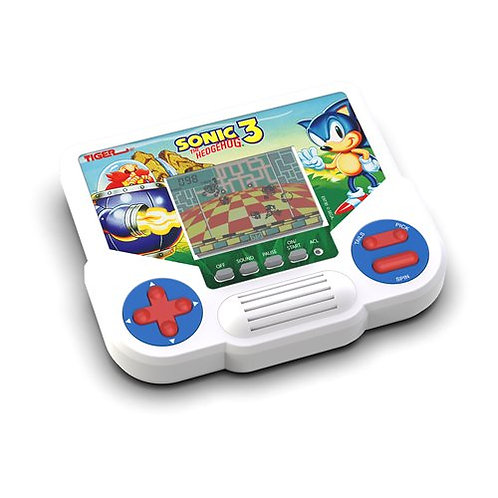 Sonic the Hedgehog Tiger Electronics Handheld Video Game
