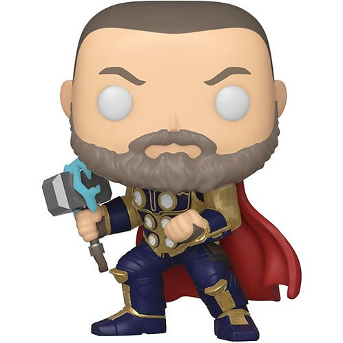 Funko Pop Vinyl Marvel's Avengers Game Thor Pop! Vinyl Figure