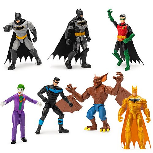 Batman 4-Inch Action Figure