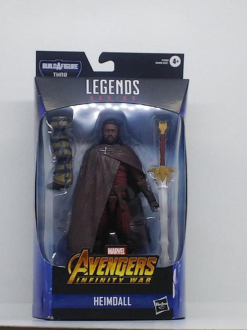 Avengers Marvel Legends- Endgame -Heimdall