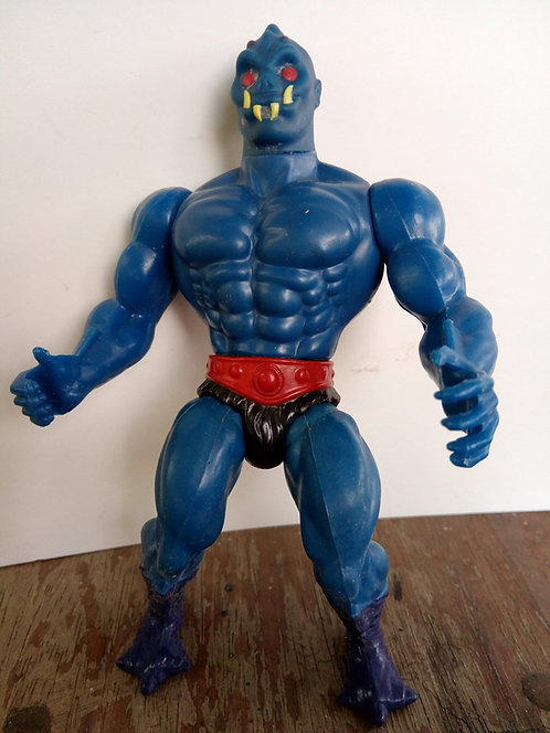 Webstor -  Masters of the Universe- He Man