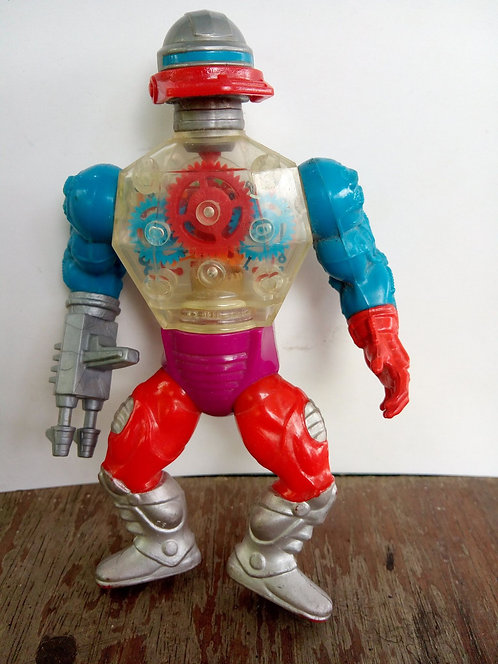 Roboto -  Masters of the Universe- He Man