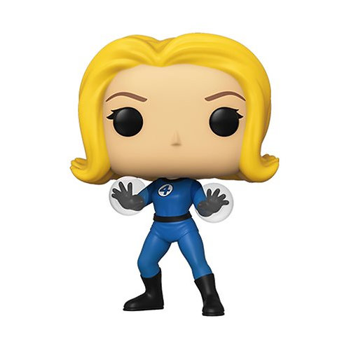Fantastic Four Invisible Girl Funko Pop Vinyl