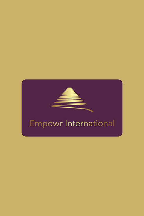 Empowr International - Program Logo