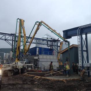 Saw Mill - Chetwynd, BC