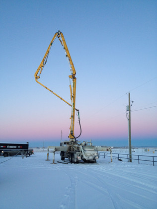 Pre-Heating Boom in Cold Temps