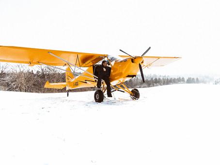 Hunter Lake Airborne