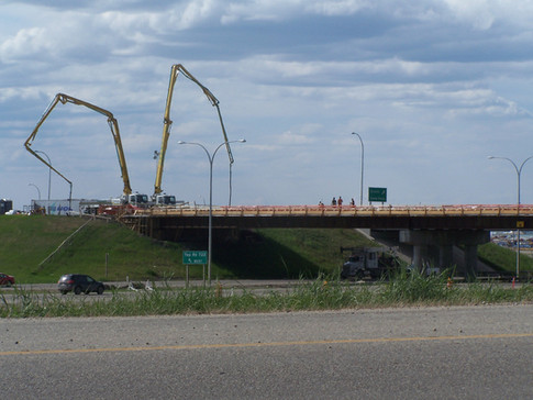 38m Hwy 43 overpass, Graham Const. GP, A
