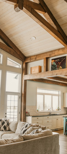 Timber Masters - Wembley Home Project