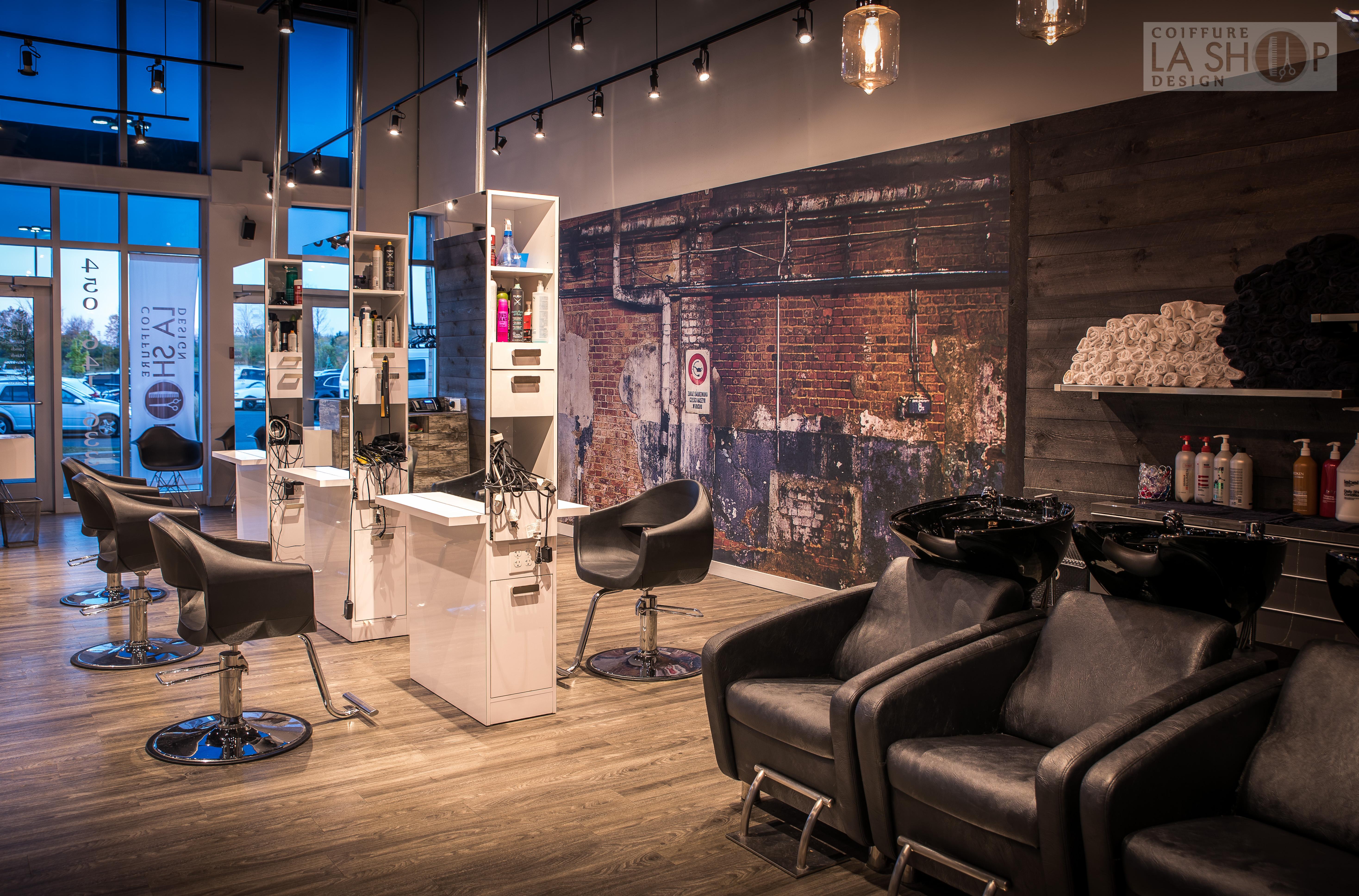 Coiffure La Shop Design | Salon Coiffure | Boucherville | Coiffeur