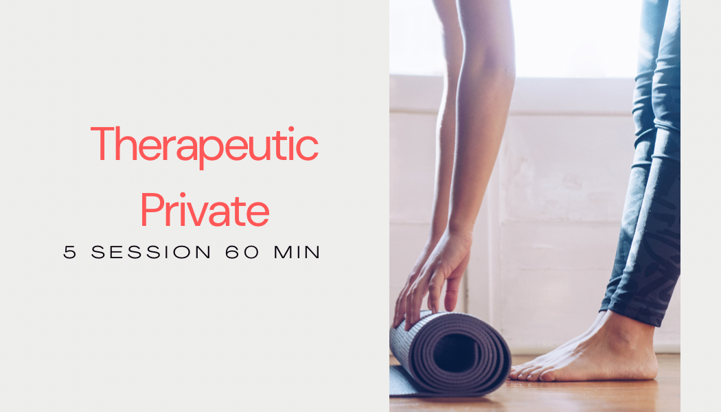 Private 5 Sessions
