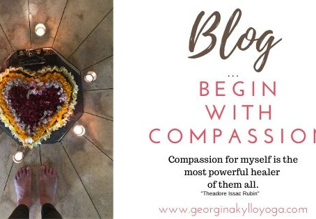 Begin with compassion