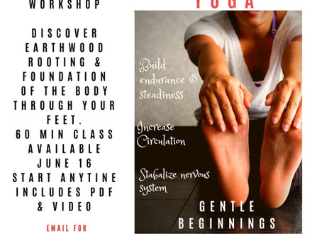 Three ways Yoga transforms your feet