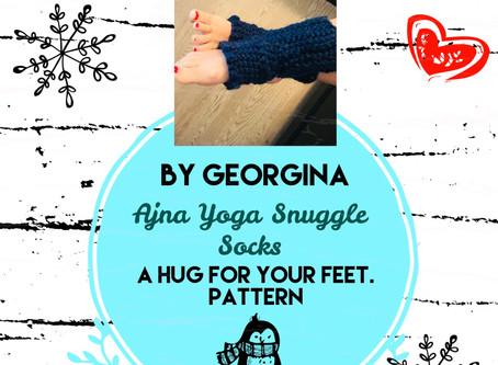 """Crochet your own """"Snuggle Socks."""""""