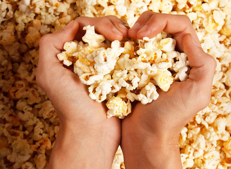 Friends, Wine & Sheri's Popcorn