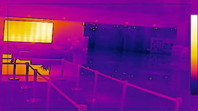Coronavirus Temperature Body Scanning camera