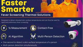 Hikvision Temperature CCTV Solution