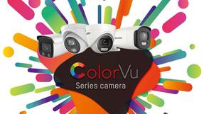 Hikvision POC (Power Over Coax) ColorVu Cameras